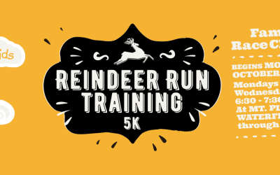 Reindeer Run Training